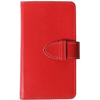 Callmate Power Card With Wallet Power Bank 5000 mAh - Red