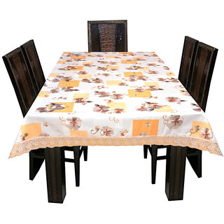 8bca558e1 Buy Art House PVC High Grade Dining Table Cover 6 Seater (L  78