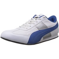 Puma Men'S Esito II White Casual Sneakers