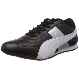 Buy PUMA Men Black Esito 2 DP Casual Shoes Online - Get 22% Off ba8e9af7e