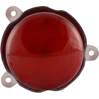 Autofy LED Tail Light / Back Light For Royal Enfield Bullet Classic 350 And 500 (Red)
