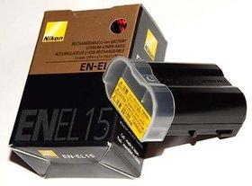 Nikon EN-EL15 Rechargeable Li-ion Battery FOR D7000,D7100,D800E,D600,+Warranty