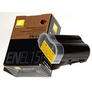 Nikon EN-EL15 Rechargeable Li-ion Battery FOR D7000,D7100,D800E,D600,+Warranty