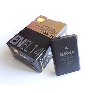 Nikon En el14 Rechargeble Li on 7.4v Battery For Nikon Camera
