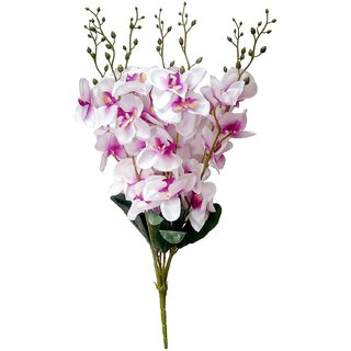 Buy Super Quality Artificial Orchid Flower Bunch Natural Looking Big