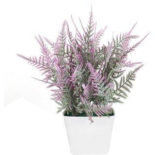 Adaspo Artificial Dusky Purple Plant