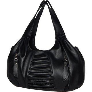 ALL DAY 365 Shoulder Bag  (BLACK)