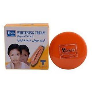 YOKO WHITENING CREAM (PAPAYA EXTRACT)