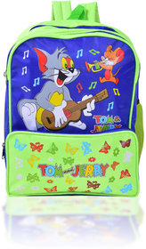 Luxmi Amazing Tom  Jerry Printed Kids School Bag -Assorted