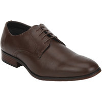 Bond Street By Red Tape Brown Lace-Up Derby Formal Shoe