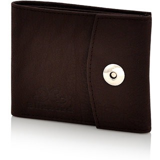 Blizzard Men's Casual,Formal Brown Artificial Leather Wallet (9 Card Slots)