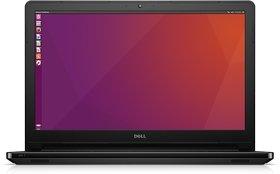 Dell Inspiron 15 5559 15.6-inch Laptop (6th Gen i3-6100U/4GB/1TB/DOS/Integrated Graphics) Black