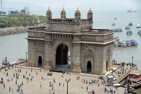 Gateway of India - From The Taj Mahal Palace Hotel