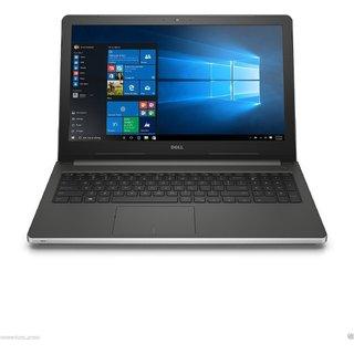 Dell Inspiron 15 5559 (Core i5 (6th Gen)/8 GB DDR3L/1 TB/39.62 cm (15.6)/Windows 10 Single Language/4 GB) (Silver)