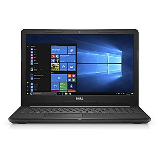 Dell Inspiron 15 5559 Z566112SIN9 15.6-Inch Laptop (Core I7-6500U/8GB/1TB/Window 10/2GB Graphics), Black