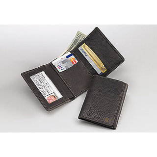 Tri Fold Men Wallet/3 Fold wallet card holder
