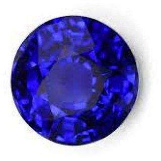 Neelam Stone Original Certified Natural Blue Sapphire Gemstone 6.5 Ratti