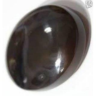 7.5 Ratti Sulemani Akik Stone Original IGL Certified Best Quality Black Hakik Gemstone
