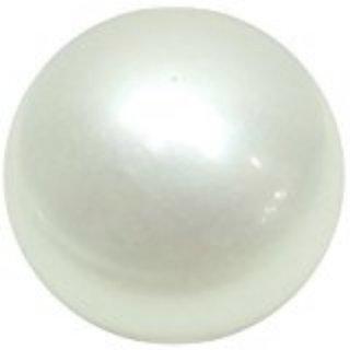 Pearl   5.50  Ratti NATURAL  IGL CERTIFIED South Sea Pearl (Moti) ASTROLOGICAL GEMSTONE BY AJ Retail