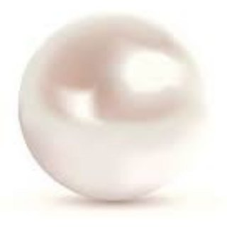 Pearl  6.25  Ratti NATURAL  IGL CERTIFIED South Sea Pearl (Moti) ASTROLOGICAL GEMSTONE BY AJ Retail