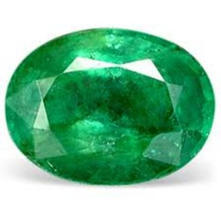 Certified Natural Emerald Gemstone (Panna) 5.25 Ratti