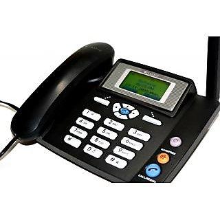 CDMA Fixed Wireless Landline Phone Classic 2258 Walky Phone sutiable the CDMA SIM