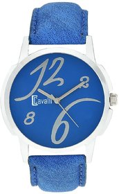 Cavalli CW 356 Exclusive Blue Dial Analog Watch - For M