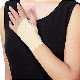 Ossden Wrist Thumb Binder -skin colour