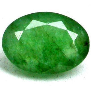 Certified Natural Emerald Gemstone (Panna) 5.50 Ratti