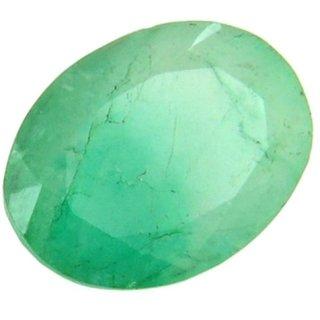 Certified Natural Emerald Gemstone (Panna) 6 Ratti