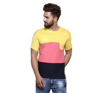 Round Neck multicolor T shirt For Men T Shirts