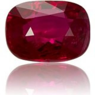 AJ Retail  GEMS Burma Ruby / Manik Lab Certified Natural Gemstone 5 Ratti