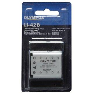 Compatible Olympus Li-42b Li-ion Rechargeable Camera Battery + Warranty