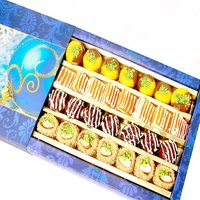 Diwali Gifts Sweets- Assorted Exotic Mix Sweets 800 Gms