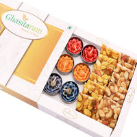 Diwali Hampers- Assorted Dryfruit Chikki And Set Of 10