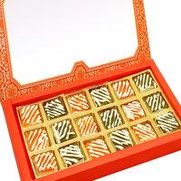 Ghasitaram Gifts Diwali Gifts - Diwali Sweets- 18 Pcs O