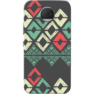Moto G5s Plus Case, Multi Diamond Slim Fit Hard Case Cover/Back Cover for Motorola Moto G5s Plus