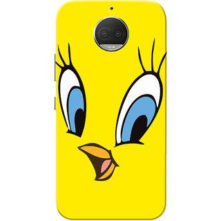 Moto G5s Plus Case, Tweet Slim Fit Hard Case Cover/Back Cover for Motorola Moto G5s Plus