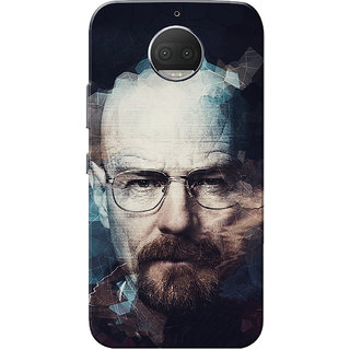 Moto G5s Plus Case, HeisenBerg Slim Fit Hard Case Cover/Back Cover for Motorola Moto G5s Plus