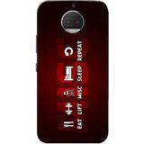 Moto G5s Plus Case, MISC Slim Fit Hard Case Cover/Back Cover for Motorola Moto G5s Plus