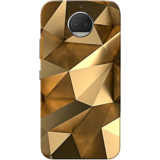 Moto G5s Plus Case, 3D Pattern Slim Fit Hard Case Cover/Back Cover for Motorola Moto G5s Plus