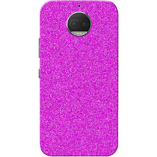 new styles d461c 69e0e Moto G5s Plus Case, Sparkle Pink Slim Fit Hard Case Cover/Back Cover for  Motorola Moto G5s Plus