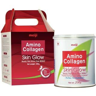 Meiji Amino Collagen Supplement - 200 gm