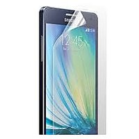 SAMSUNG A3  CLEAR SCREEN GUARD WITH PACK OF 2 PLASTIC
