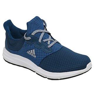 Adidas Mens Raden Blue Running Shoe