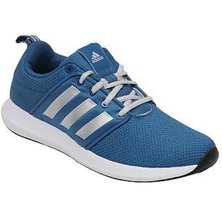 Adidas Mens Nepton Blue Running Shoe
