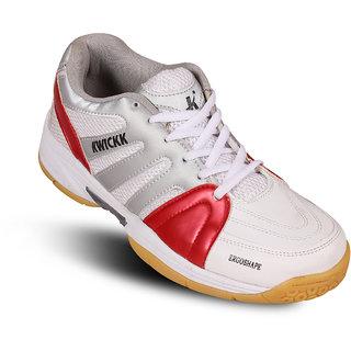 Kwickk Badminton kids Shoe Olympia Red