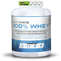 Advance Nutratech 100 Whey Protein Powder 2kg Vanilla W