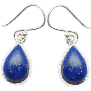 Shardajewels SJE-135 Blue Lapis Earring