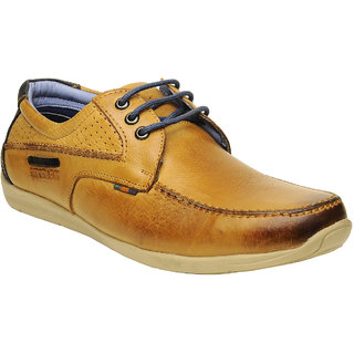 5a1639f2a6b Buy Buckaroo Men S Tan Casual Shoes Online   ₹1848 from ShopClues